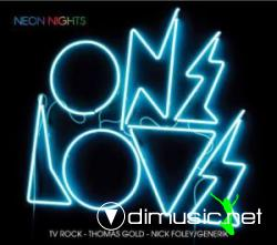V.A. One Love - Neon Nights (2008) [3 CD´s]