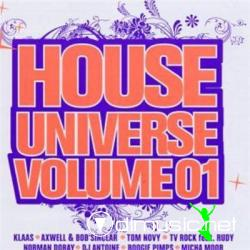V.A. House Universe Vol. 1 (2008) [2 CD´s]