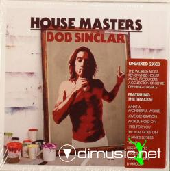 Bob Sinclar - House Masters (2008) [2 CD´s]