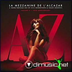 V.A. Mezzanine De L'Alcazar Vol. 6 (10th Anniversary) (2008) [2 CD´s]