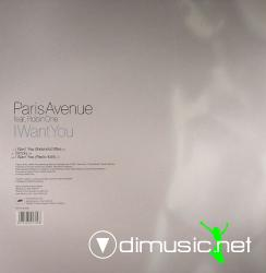 Paris Avenue - I Want You Remixes