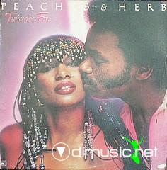 Peaches & Herb - Twice The Fire lp (1979)