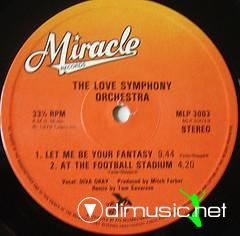 The Love Symphony Orchestra pres. Penthouse feat. Diva Grey - Let Me Be Your Fantasy