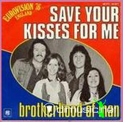 The Brotherhood Of Man  - Kiss Me Kiss Your Baby... 1995