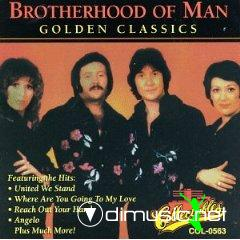 Brotherhood Of Man  - United We Stand CD