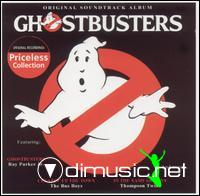 ORIG SOUNDTRACK GHOSTBUSTERS  1984