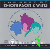 THOMPSON TWINS the best of