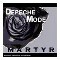 Cover Album of DEPECHE MODE  martyr  2006