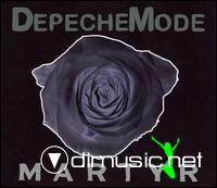 DEPECHE MODE martyr cd single
