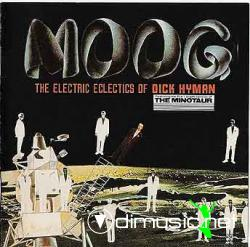 Electronic Music - Moog - Dick Hyman - 320