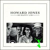 HOWARD JONES-human's lib   1984