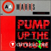 M A R R S-pump up the volume