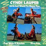CYNDI LAUPER-girls just want to have fun  12
