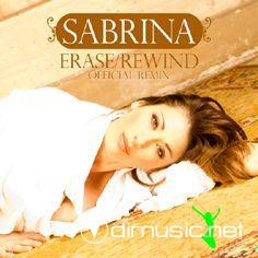 Sabrina Salerno - Erase / Rewind. Official Remix