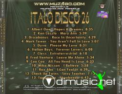 Beautiful ITALO DISCO Hits  Vol.26