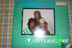 Style - Telephone - Chain Reaction- 12'' Single - 1985