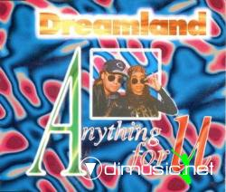 DREAMLAND-Anything For U (1995 CD-Maxi)