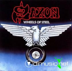 Saxon - Wheels of Steel (1982)