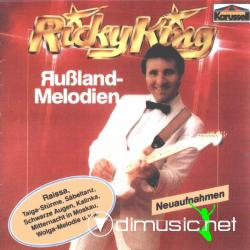 Ricky King - Russland Melodien - 1988