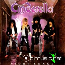 Cinderella - Night Songs(1986)