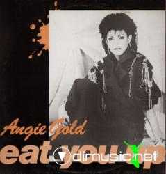 Angie Gold - Eat You Up - 12'' Single - 1985