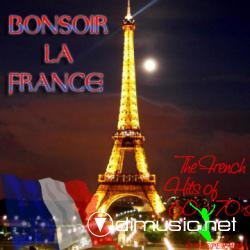 Bonsoir La France - 60's-70's Hits - 320kbps