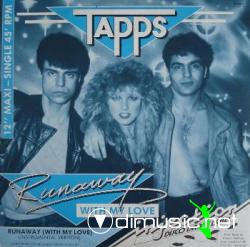 Tapps - Runaway (With My Love) (Vinyl, 12