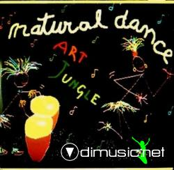 Art Jungle - Natural Dance - 12'' Single - 1989