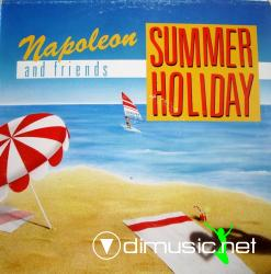 Napoleon And Friends - Summer Holiday (Single) 1987