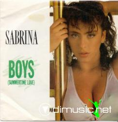 Sabrina - Boys (Summertime Love) ( Vinyl 12 ) 1988