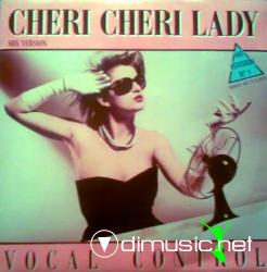 Vocal Control -  Cheri,Cheri Lady 1985
