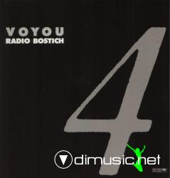Voyou - Radio Bostich (12''Single) 1988