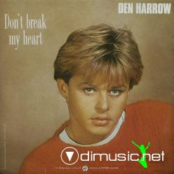 Den Harrow-Dont Break My Heart-Vinyl-1987