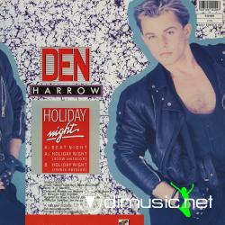 Den Harrow-Holiday Night-Vinyl-1989