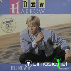 Den Harrow-Tell Me Why-Vinyl-1987