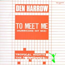 Den Harrow-To Meet Me (Hurricane Hit Mix)-Vinyl-1986