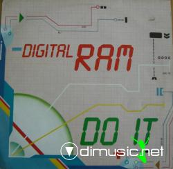 Digital Ram-Do it-Vinyl-1987