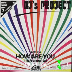 Djs Project-How Are You-Vinyl-1985