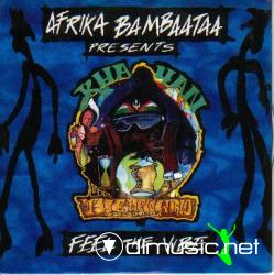 Afrika Bambaataa Presents Khayan - Feel The Vibe