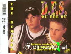 D.F.S. - Ou Eee Ou (The Remixes)