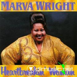 Marva Wright - Heartbreakin' Woman (1991)