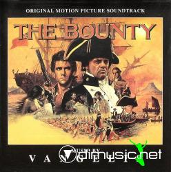 VANGELIS-The Bounty - Original Motion Picture Soundtrack (1984)