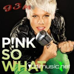 Pink - So What (Music Video)