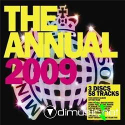 V.A. Ministry Of Sound: The Annual 2009 (2008) [2 CD´s]