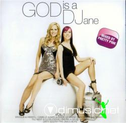 V.A. - God Is A Djane Vol.1 (Mixed By Pretty Pink) (2008)