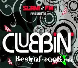 V.A. Slam FM Presents Clubbin Best Of 2008 [2 CD´s]