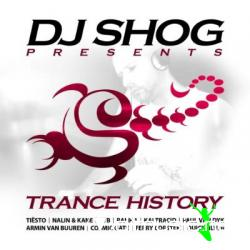 V.A. DJ SHOG presents Trance History (2008) [3 CD´s]