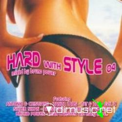 V.A. Hard With Style Vol 4 (2008) [2 CD´s]