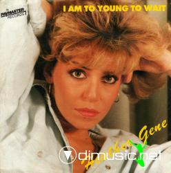 Heather Gene - I Am To Young To Wait (7'') (Vinyl) (1986)
