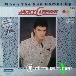 Jacky Cleever - When The Sun Comes Up (12'') (Vinyl) (1984)